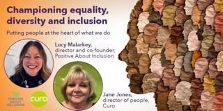 Championing Equality, Diversity and Inclusion