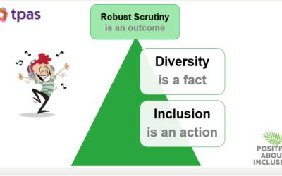 Diversity in Scrutiny – Do Great Minds Think Alike?